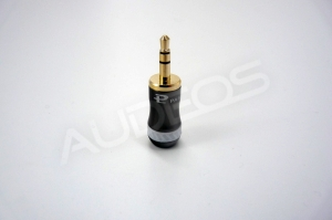 Wtyk jack 3.5mm TRS stereo Pailiccs UP