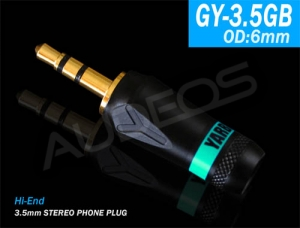 Yarbo GY-3.5GB - wtyk jack 3.5mm TRS stereo